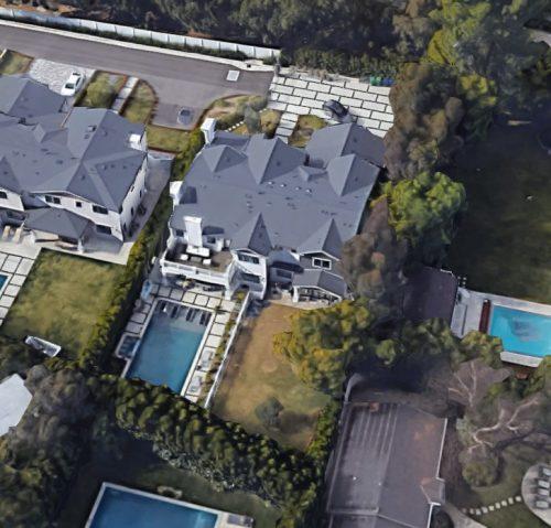 Joey Graceffas House