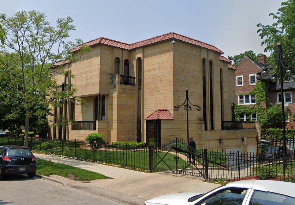 Louis Farrakhan house