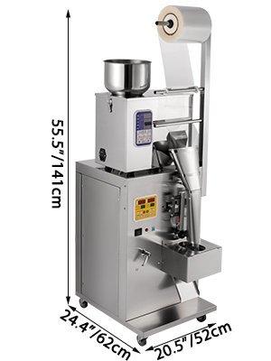 1-100 g,Weighing,Sealing,