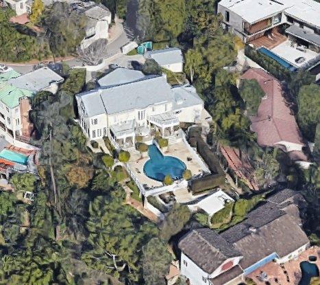 Richard Simmons House