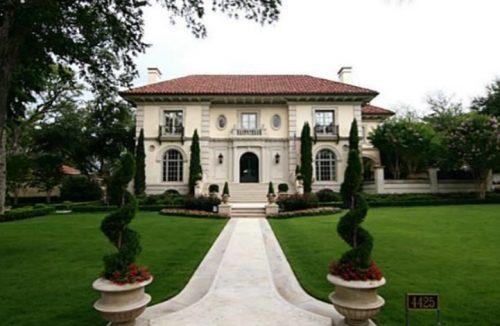 Troy Aikman House