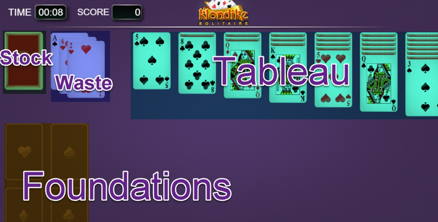 electronic solitaire games